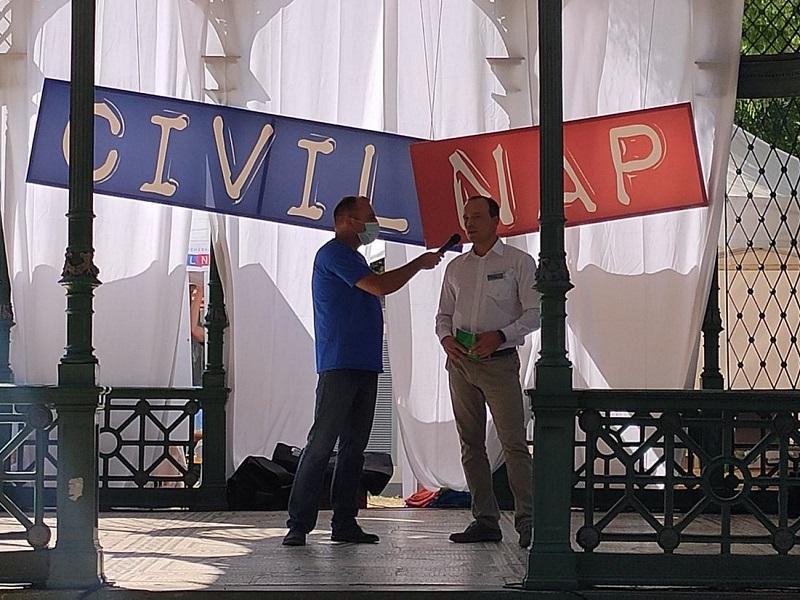 XIII. Civil nap: Tájékoztatás a gazdakör tevékenységéről, az aktuális pályázatokról