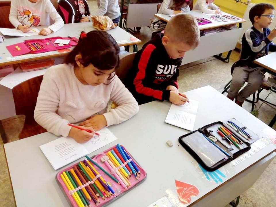 Az akasztói általános iskolásokoz is eljutott a kezdeményezésünk