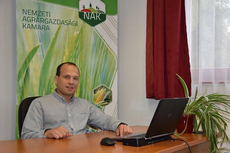 Varga Imre István NAK FM elnök